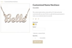Customize product and collection pages