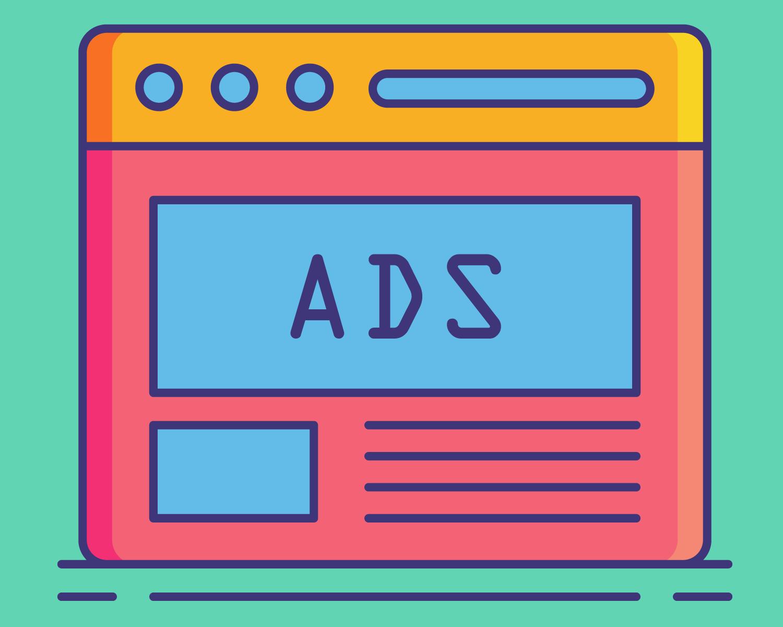 Create custom banner ads