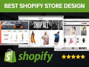 Shopify Dropshipping Setup
