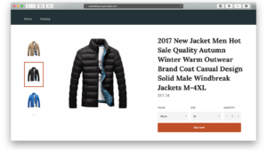 Add quick-checkout to your online store