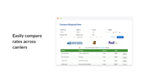 Configure shipping settings