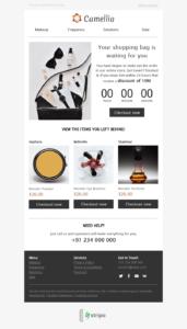 Design custom email templates